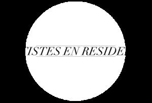 artistes en residence logo