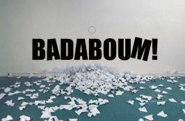 Soirée Badaboum! à la malterie