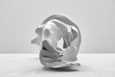 Étape de travail du projet « Gestes-Porcelaine »  Soutien de la Région Hauts-de-