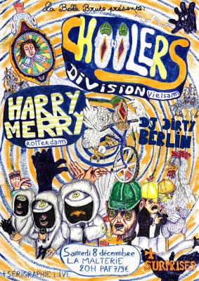 Harry Merry + The Choolers Division