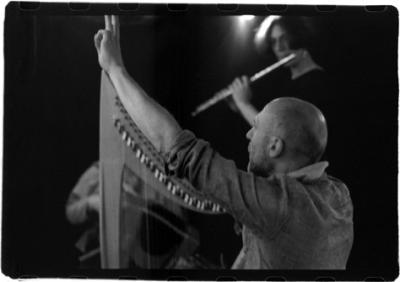 Atelier d'improvisation avec Sébastien Beaumont | photo Philippe Lenglet