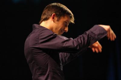 Olivier Benoit // orchestre éphémère d'improvisation