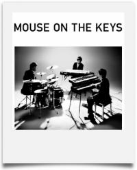 Mouse on the keys. La malterie
