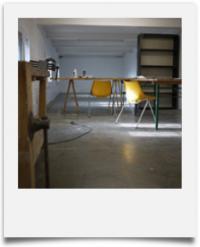 atelier d'artiste à la malterie