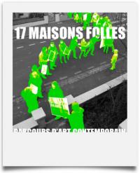 Affiche Les Maisons Folles / Ronchin