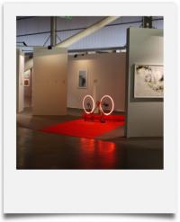 Stand de la malterie à Lille Art Fair 2011